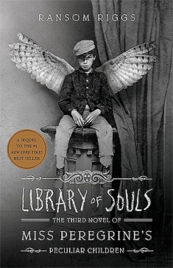 library of souls miss peregrine's ransom riggs