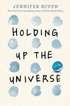 holding up the universe jennifer niven