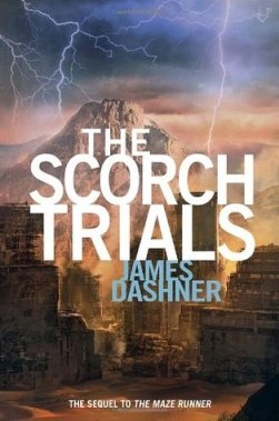 the scorch trials james dashner the maze runner
