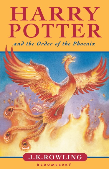 Harry potter and the order of the phoenix j.k. rowling