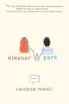 eleanor and park rainbow rowell