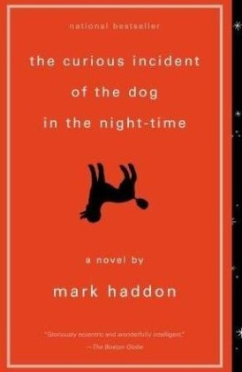 the curious incident of the dog in night-time mark haddon