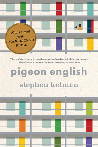 pigeon english stephen kelman
