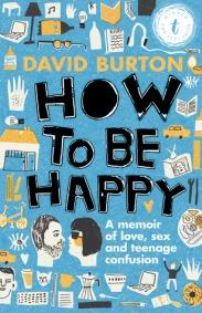 how to be happy david burton