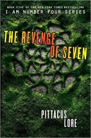 the revenge of seven pittacus lore lorien legacies