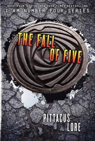 the fall of five pittacus lore lorien legacies
