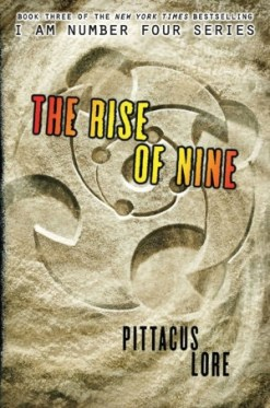 the rise of nine pittacus lore the lorien legacies
