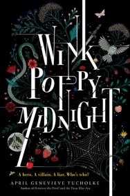 wink poppy midnight april genevieve tucholke