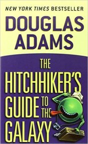 douglas adams the hitchiker's guide to the galaxy