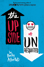 the upside of unrequited becky albertalli