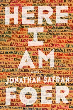 here I am jonathan safran foer