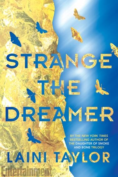 strange the dreamer laini taylor