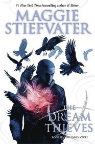 the dream thieves maggie stiefvater