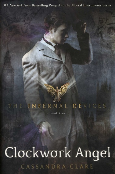clockwork angel cassandra clare the infernal devices