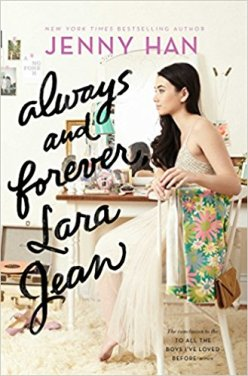 always and forever lara jean jenny han