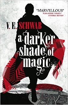 A darker shade of magic v.e. schwab