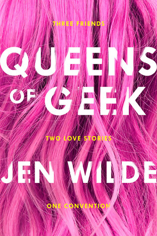 queens of geek jen wilde
