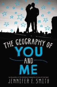the geography of you and me jennifer smith