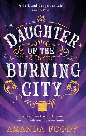 daughter of the burning city amanda foody