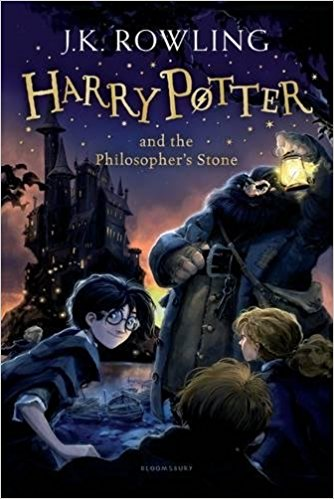 harry potter and the philosopher's stone j.k. rowling