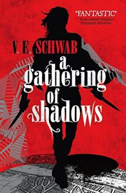 a gathering of shadows v.e. schwab