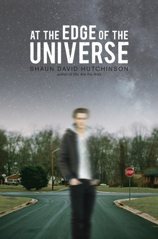 at the edge of the universe shaun david hutchinson