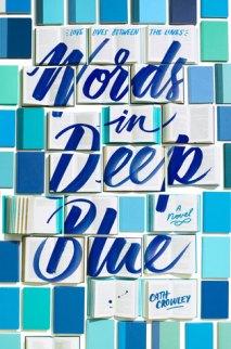 words in deep blue cath crowley